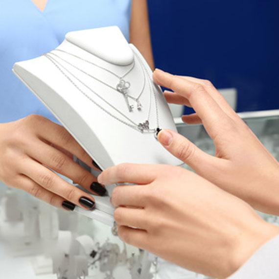 Beratung bei Juwelier Bosse