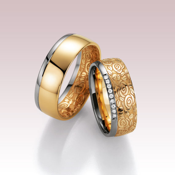Trauringe bei Juwelier Bosse