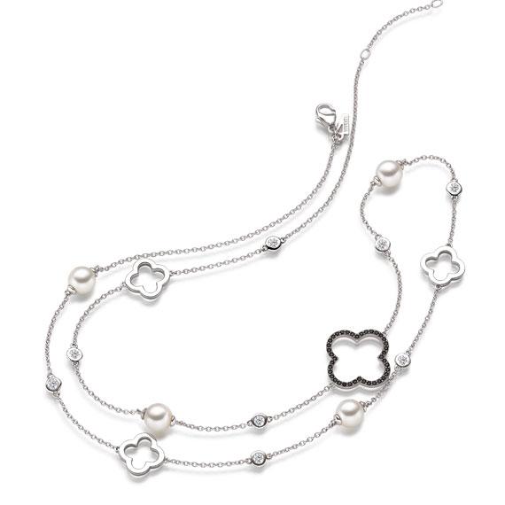 Trendschmuck von Juwelier Bosse, Halskette