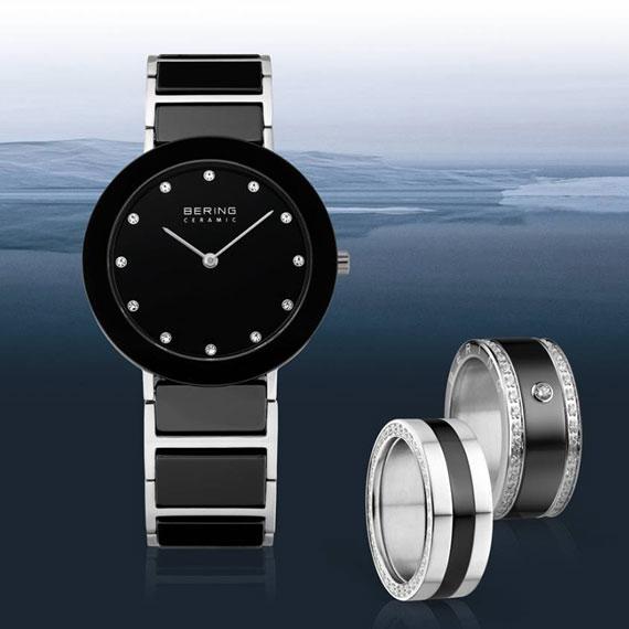 Armbanduhr von Bering bei Juwelier Bosse