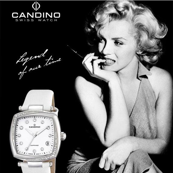 Armbanduhr von Candino bei Juwelier Bosse